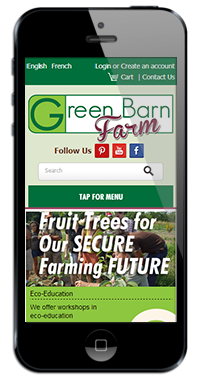 Green Barn mobile
