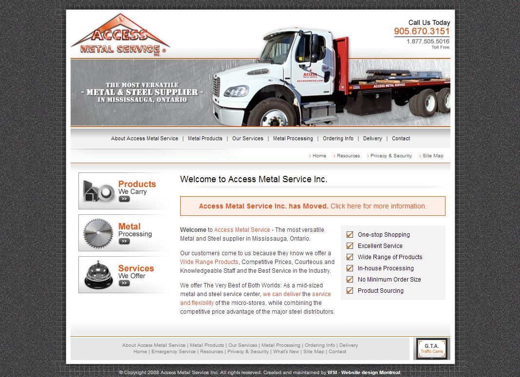 Access Metal Service Inc.