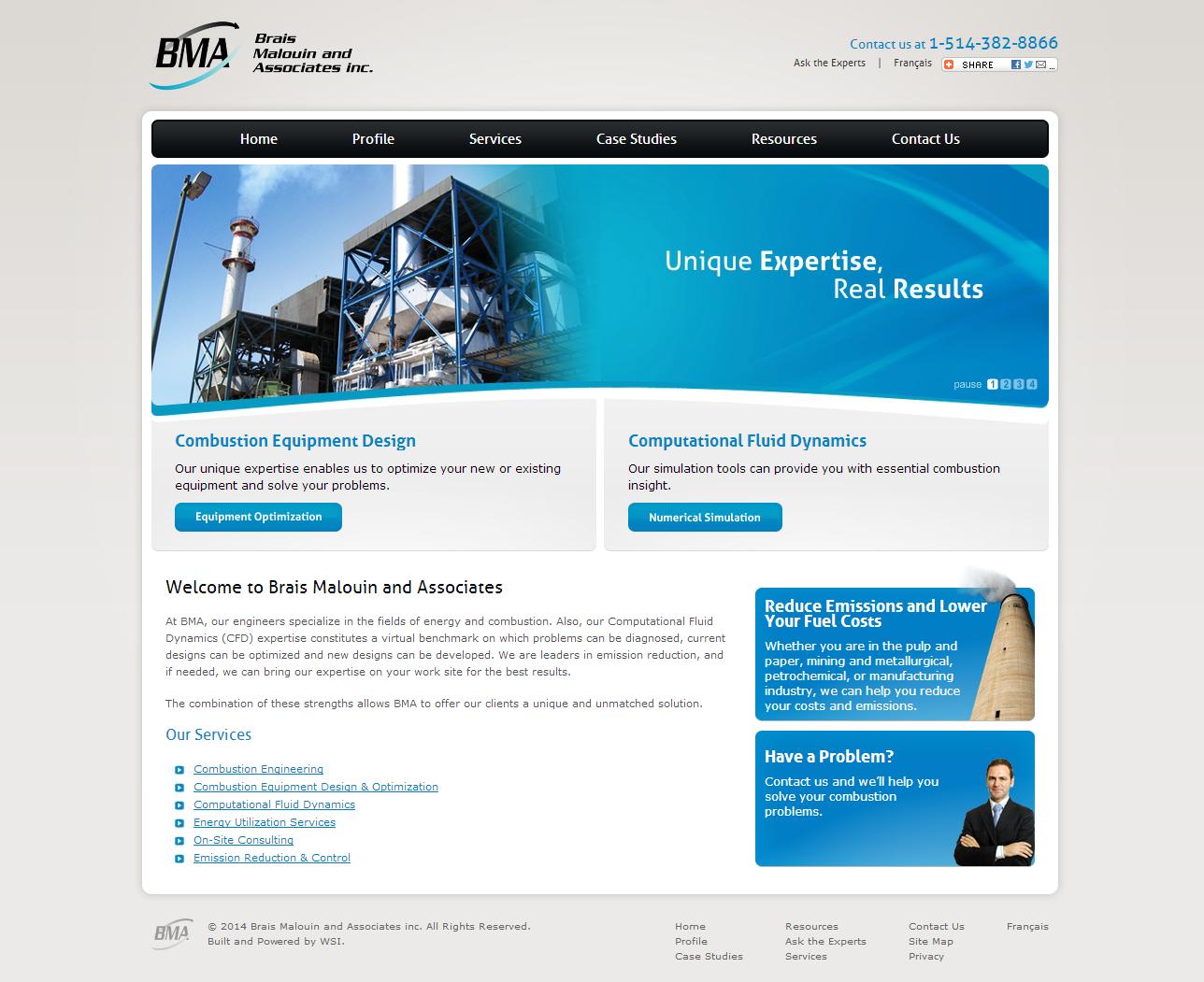 Brais, Malouin & Associates (BMA)