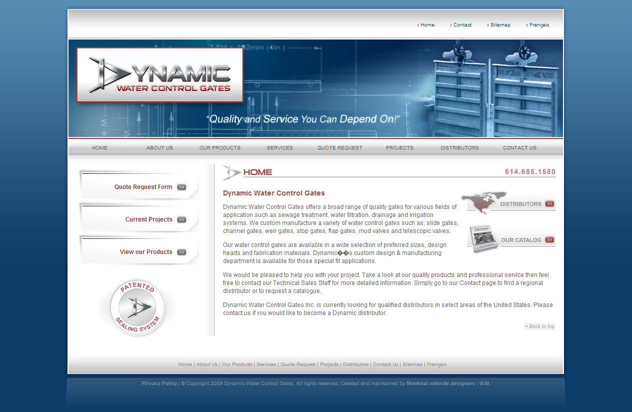 Les Vannes Dynamiques Inc.