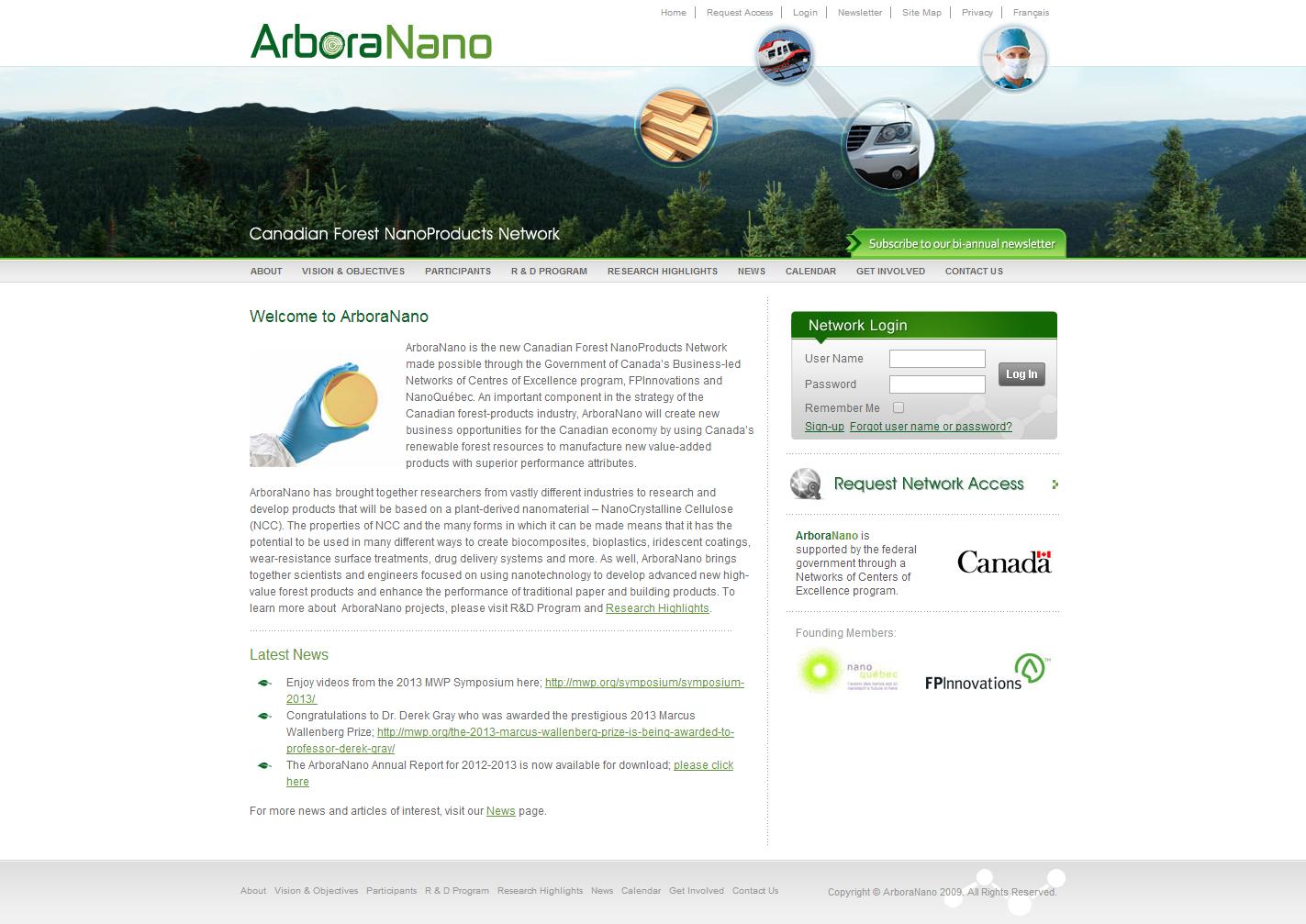 ArboraNano