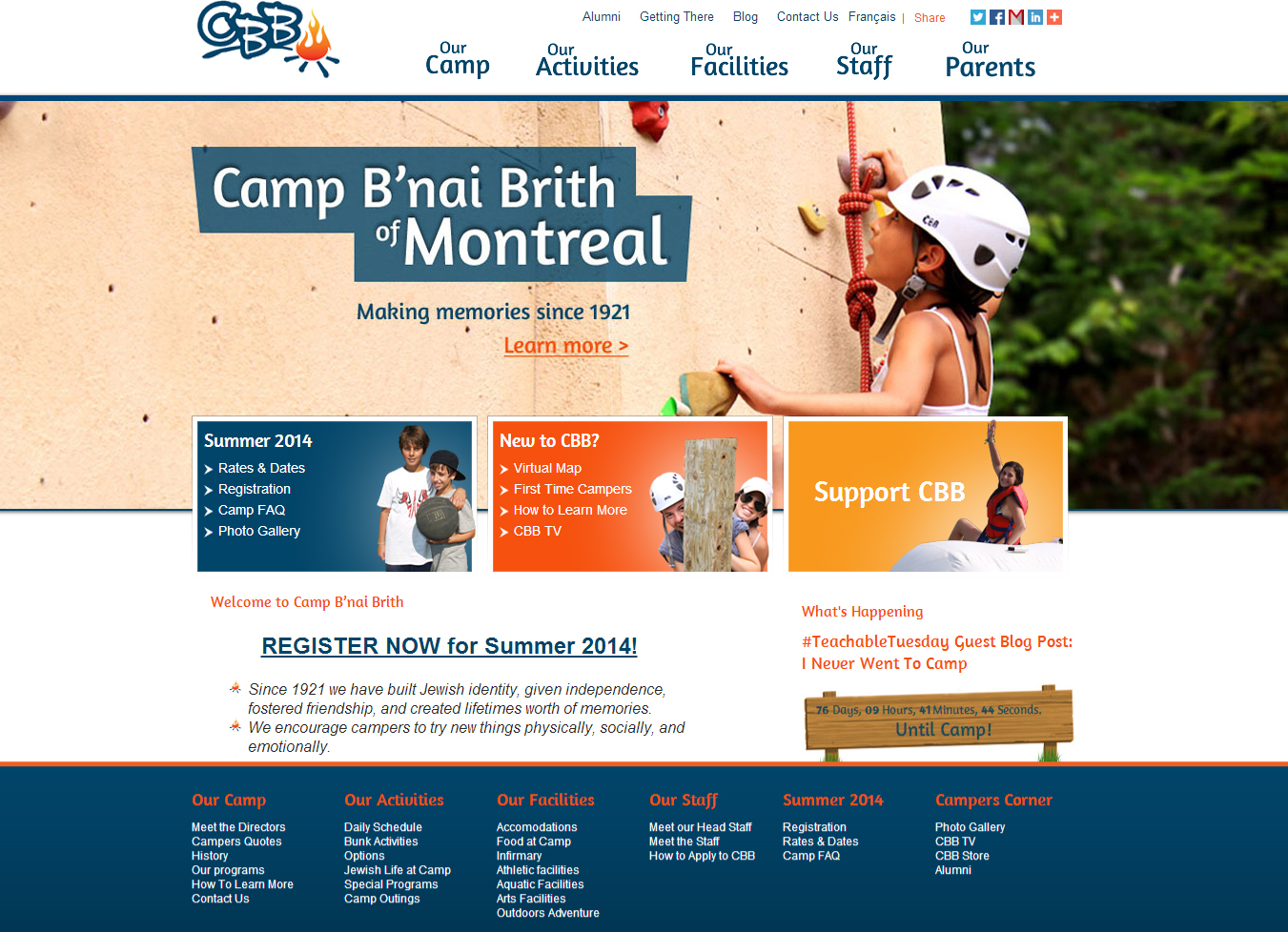 Camp B'nai Brith