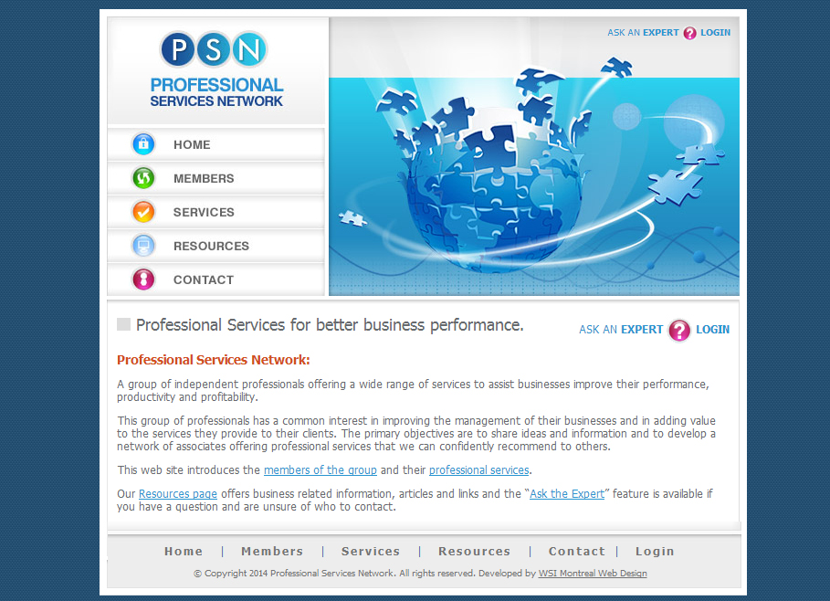Professional Services Network