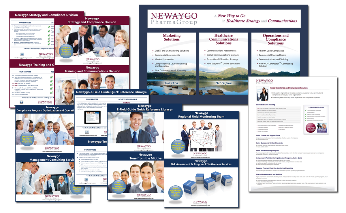 Newaygo Brochure