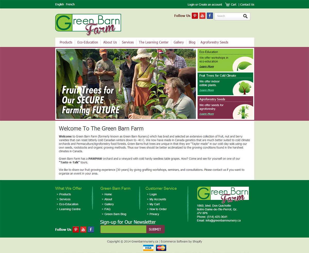 Green Barn Farm