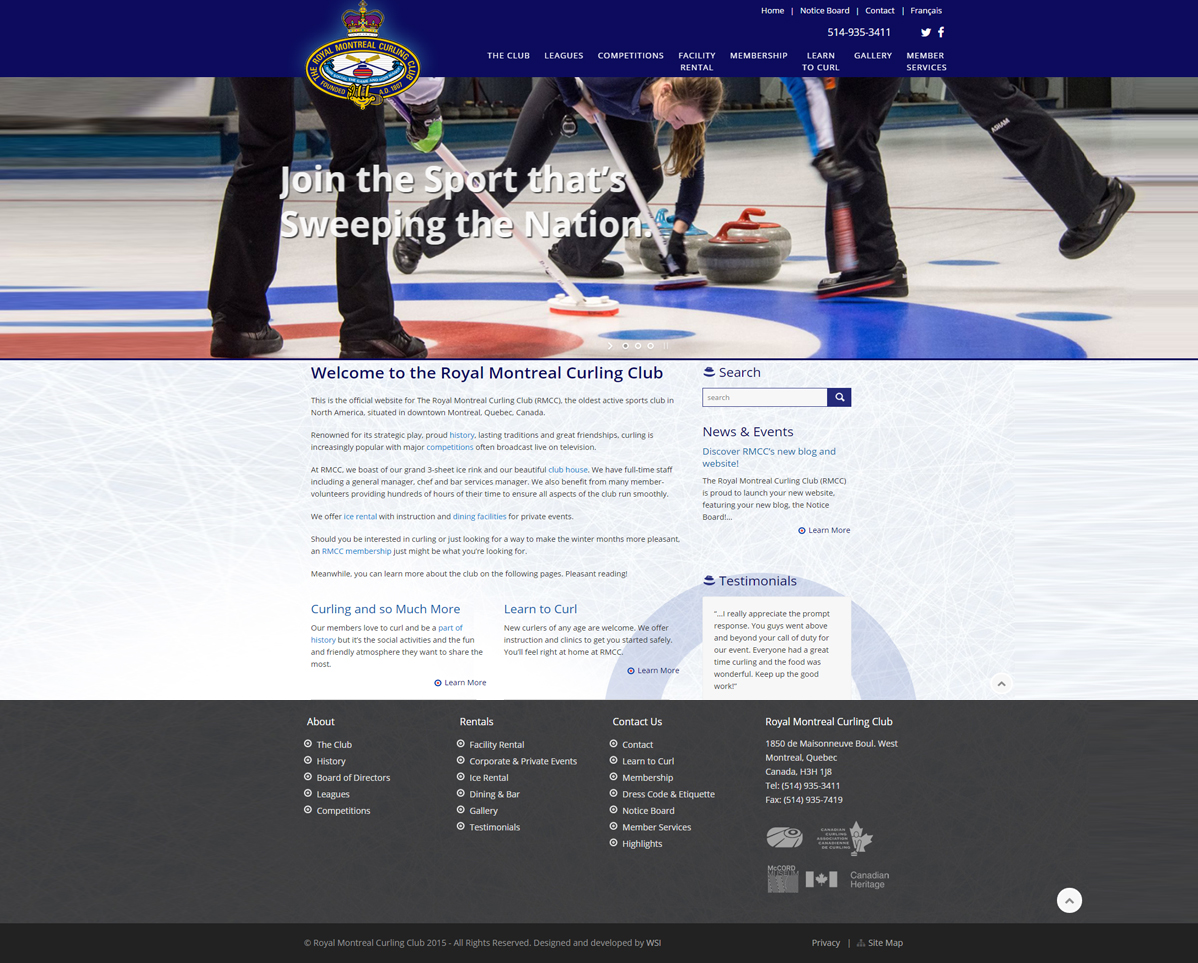 Royal Montreal Curling Club
