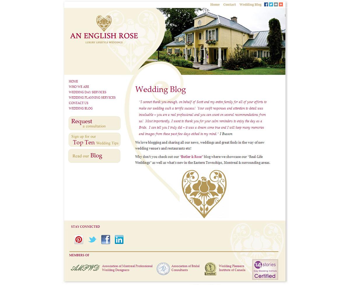 Eastern Township Weddings Blog