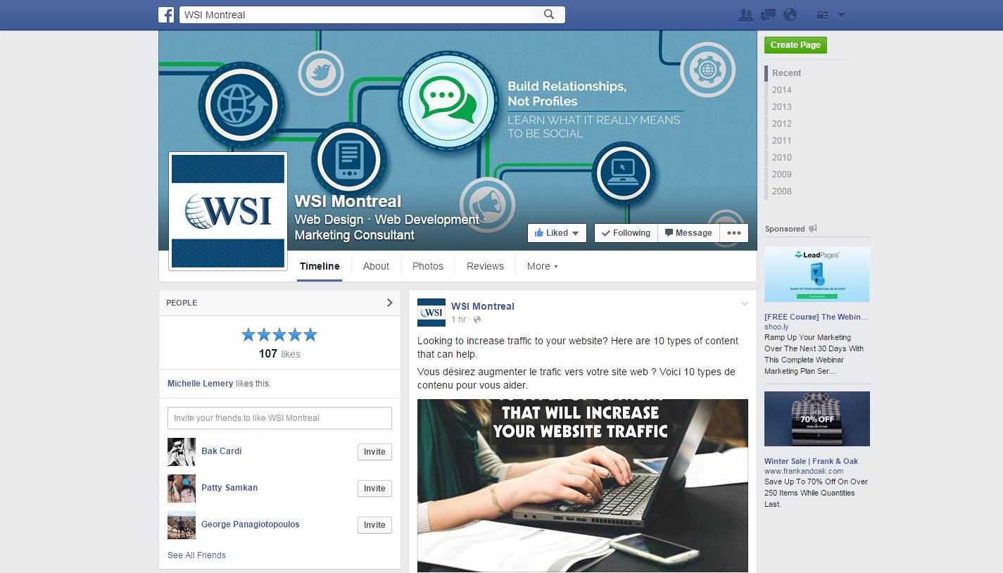 WSI Facebook
