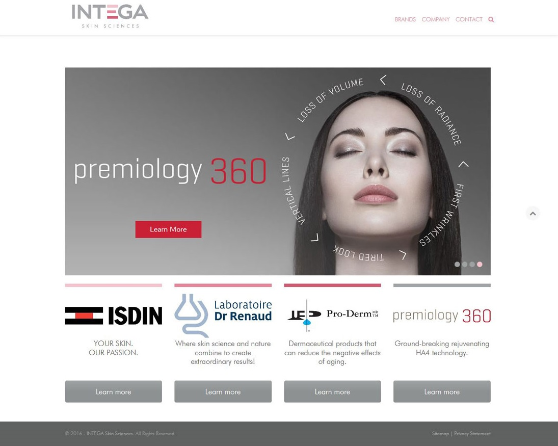 INTEGA Skin Sciences Inc.