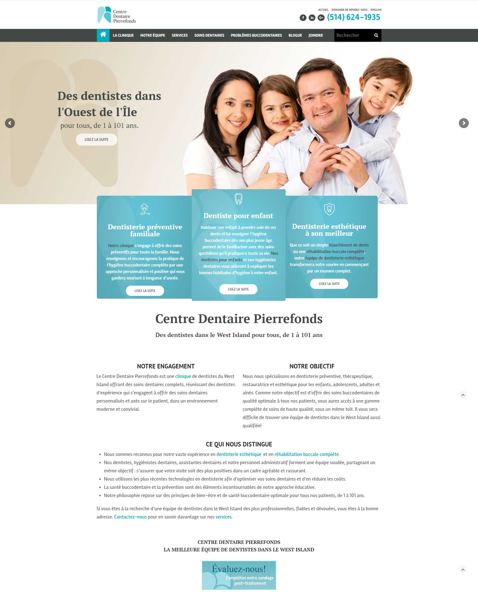 Pierrefonds Dental