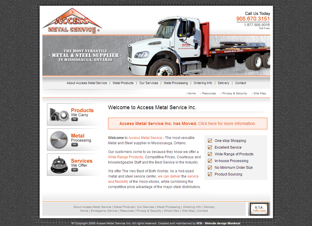Access Metal Service Inc.
