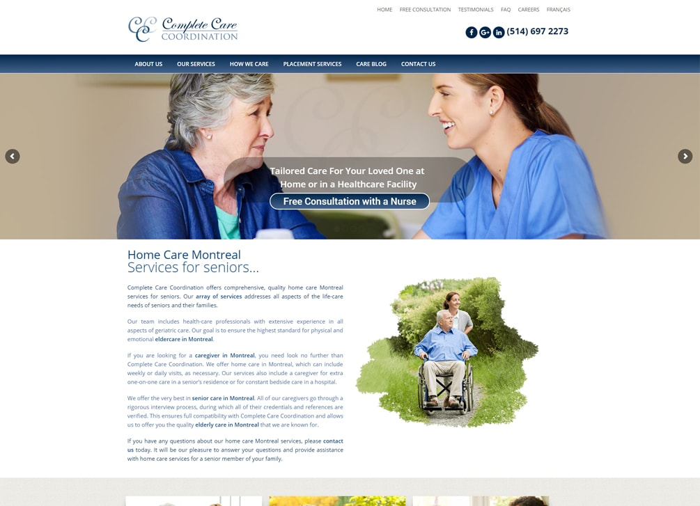 Complete Care Coordination