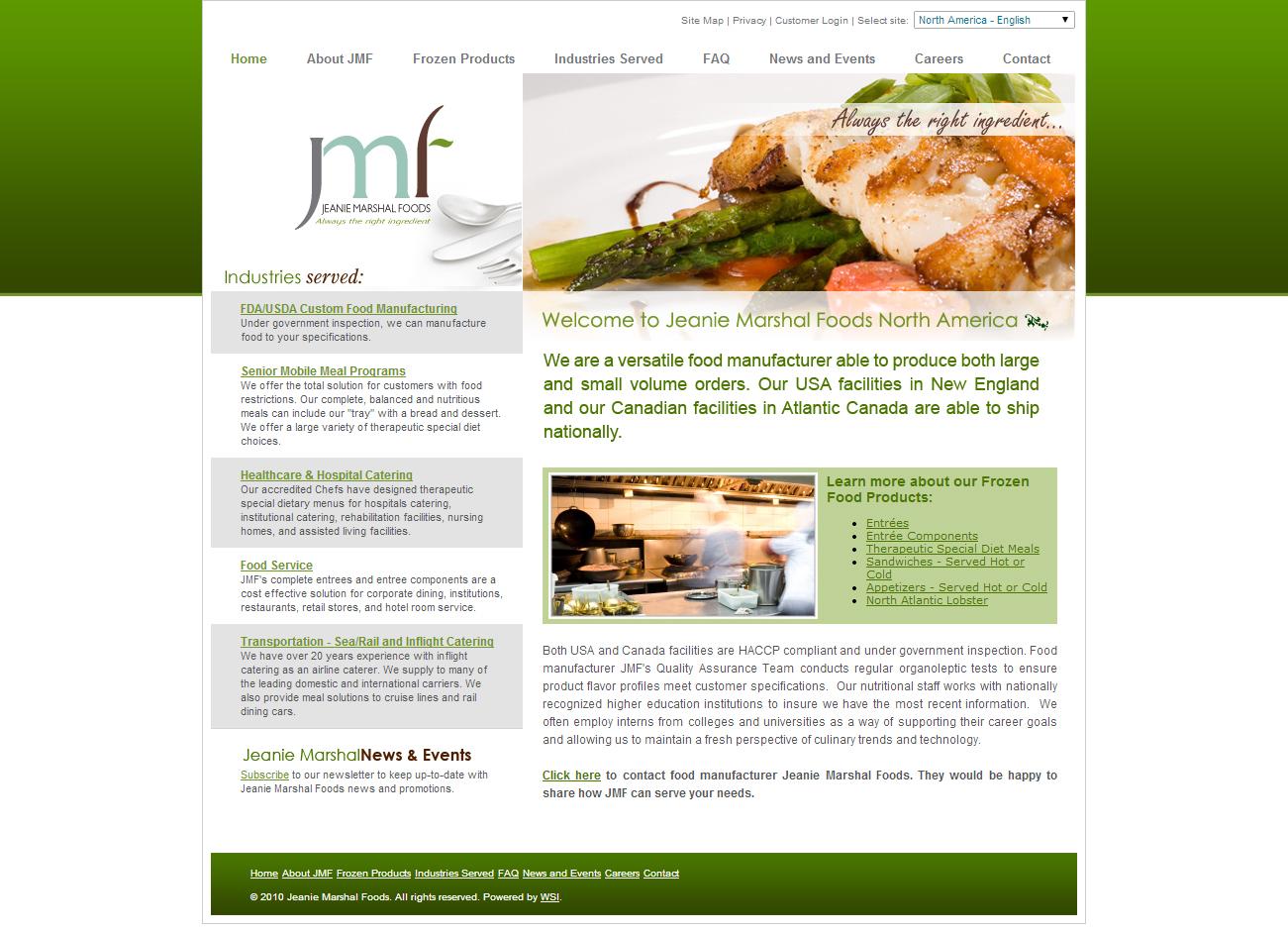 Jeanie Marshal Foods