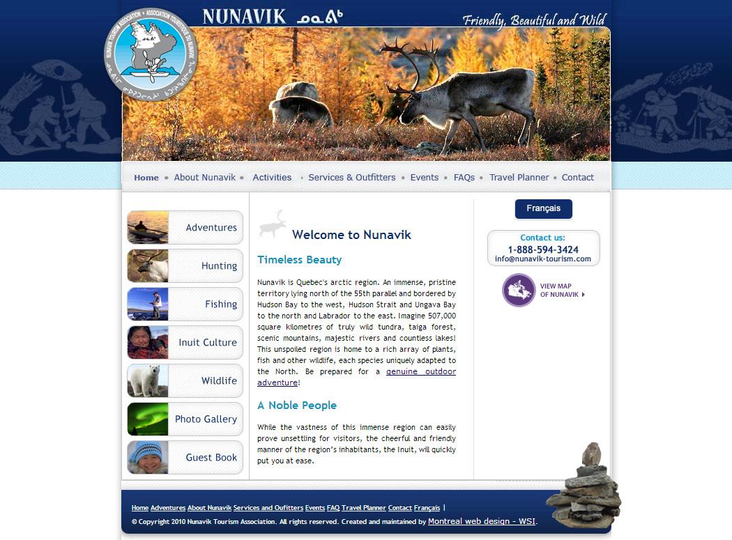 Nunavik Tourism