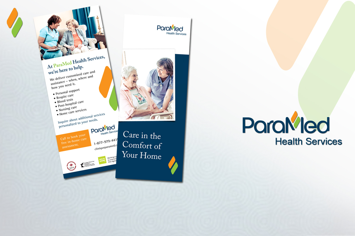 ParaMed Health Services Pamphlete