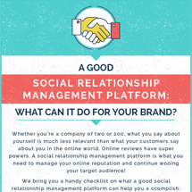 Sept 2015 Infographic Social Media Management