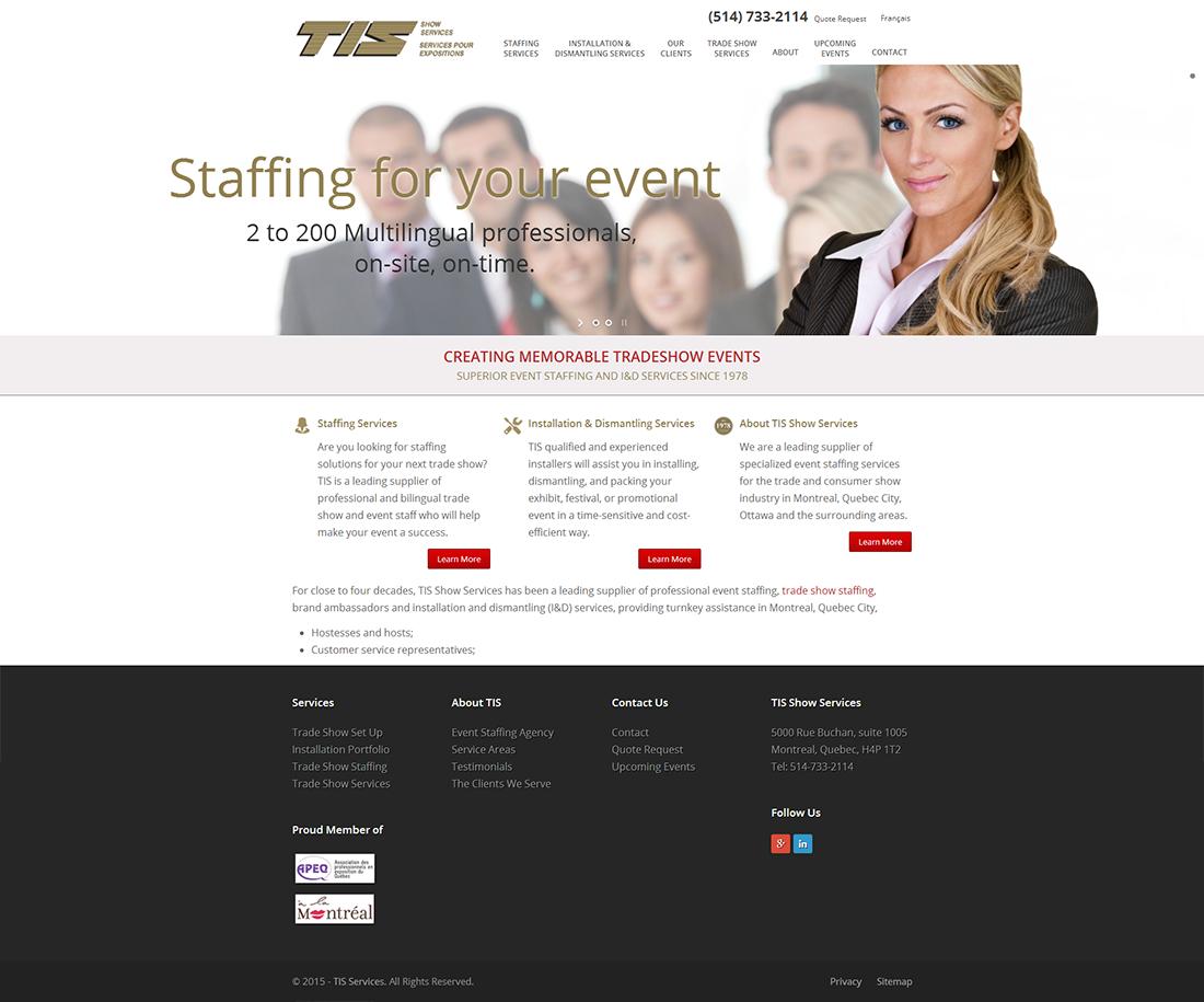 TIS Show Services