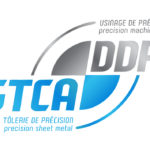 DDR Machining logo