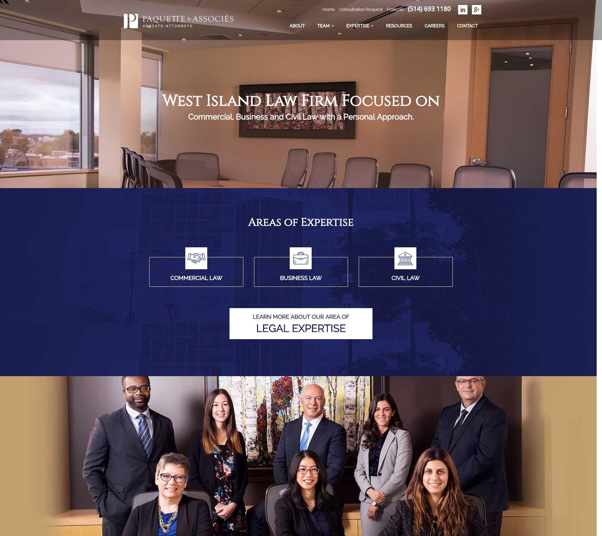 Paquette & Associates Attorneys